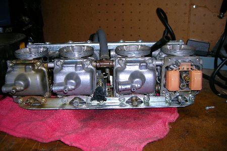 N4RFC COM » Installing DynoJet Jet Kit in the Honda 750 Nighthawk