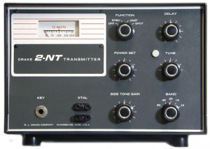 Drake 2-NT CW Transmitter
